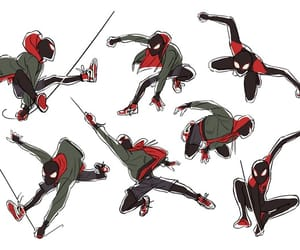 Marvel, spider-man, and miles morales image