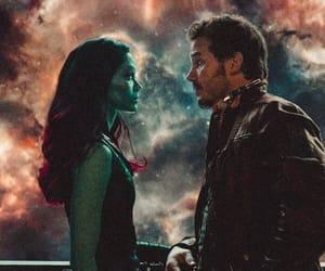 disney, Marvel, and zoe saldana image