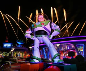 buzz lightyear, toy story, and disney image