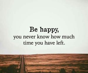 no one knows and be happy image