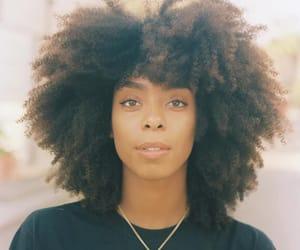 big hair, natural hair, and texture image