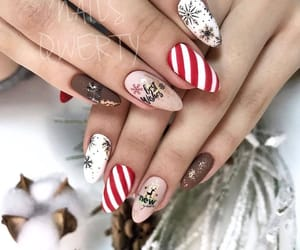 art, nail, and nails image
