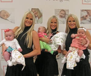 babies and triplets image