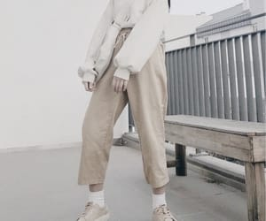beige, cream, and pale tan image