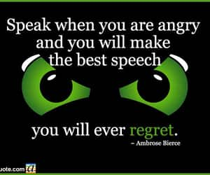 anger, ambrose bierce, and anger quotes image