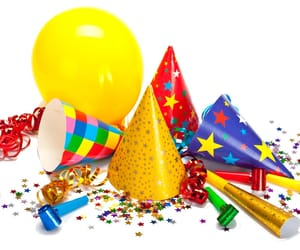 cheap party supplies, cheap party decorations, and party accessories uk image