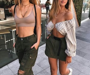 bff, goals, and ouftit image
