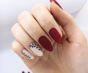 nails, fashion, and moda image
