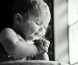 baby and water image