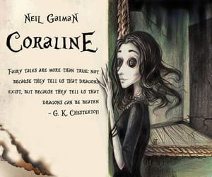 black and coraline image