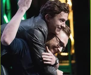 holland, Marvel, and Tom image