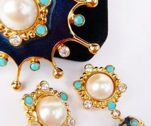 etsy, vintage pin, and designer couture image