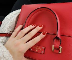 jacket, kate, and nails image