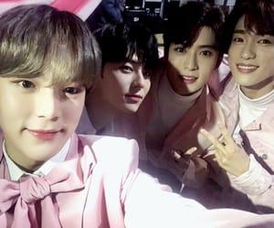 jinyoung, minhyuk, and jaehyun image