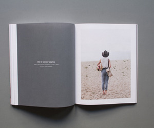 magazine, page, and photography image