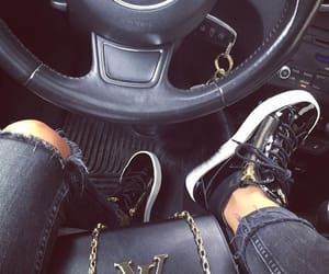 audi, luxury, and shoes image