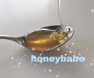 theme, aesthetic, and honey image