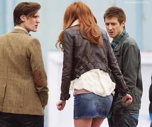 doctor who, karen gillan, and Marvel image