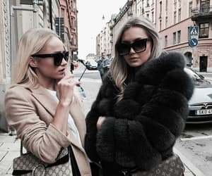 fashion, street style, and winter image