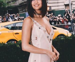 celebrity, dress, and fashion image