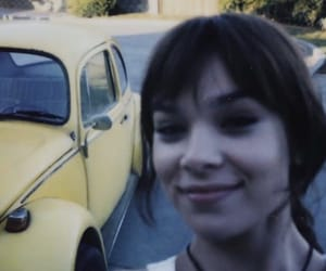 icons, bumblebee, and hailee steinfeld image