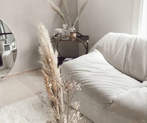 apartment, beige, and cosy image