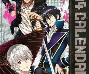 anime, suoh mikoto, and anime boys image
