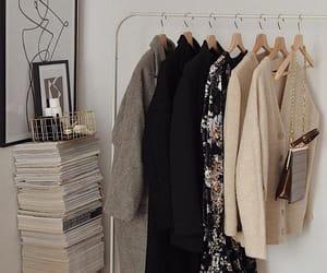 cardigan, chic, and closet image