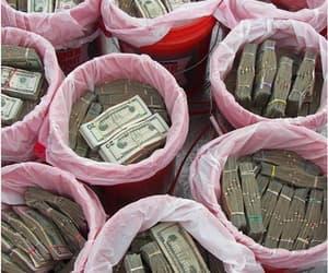 money pink image