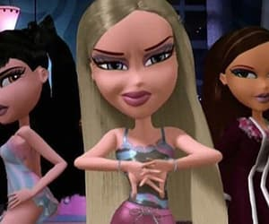 bratz, aesthetic, and meme image