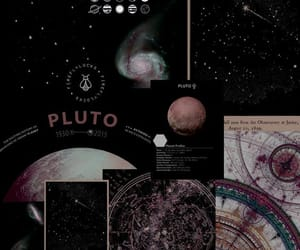 wallpaper, planet, and pluto image