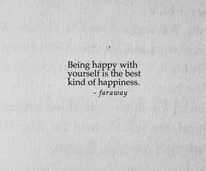quotes, happiness, and book image