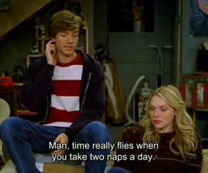 nap, funny, and that 70s show image