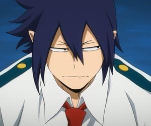 anime, tamaki, and mha image