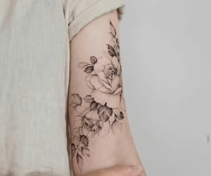 arm, art, and beauty image