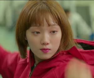 meme, dorama, and weightlifting fairy image