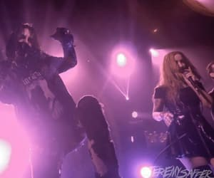 concert, jeremy saffer, and ash costello image