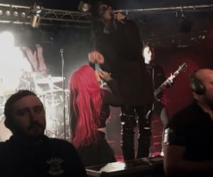 concert, ash costello, and motionless in white image