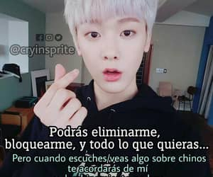 boy, frases, and korean image