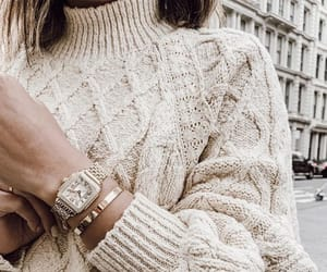 fashion, style, and sweater image