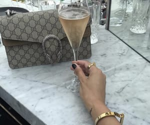 champagne, classy, and doll image