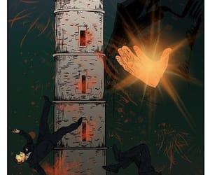 supernatural and tarot image