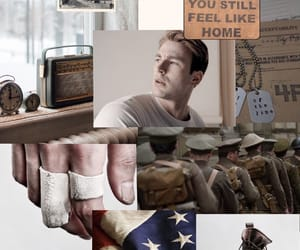 aesthetic, captain america, and hq image