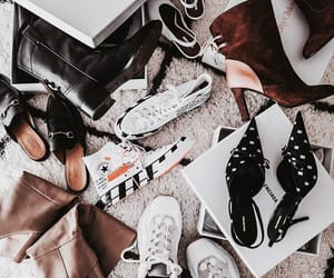 fashion, moda, and sneakers image