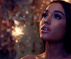 beauty and the beast, gif, and ariana grande image