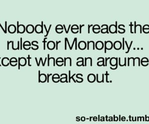 funny, meme, and monopoly image