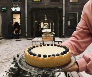 cake, cheesecake, and chic image