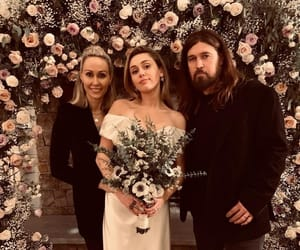 family, miley cyrus, and tish cyrus image