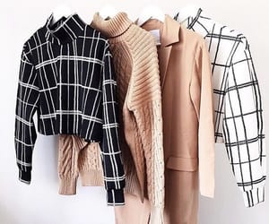 clothes, fashion, and shirts image