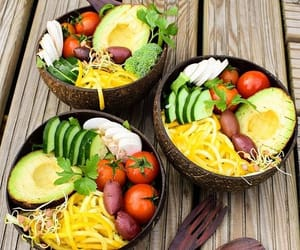 bowl, delicious, and food image